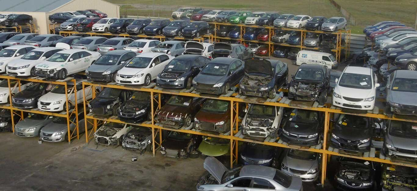 wreckers sell car parts