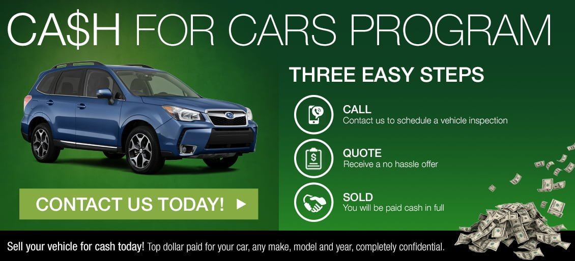 cash for cars - sell car for cash - used car buyer New Zealand