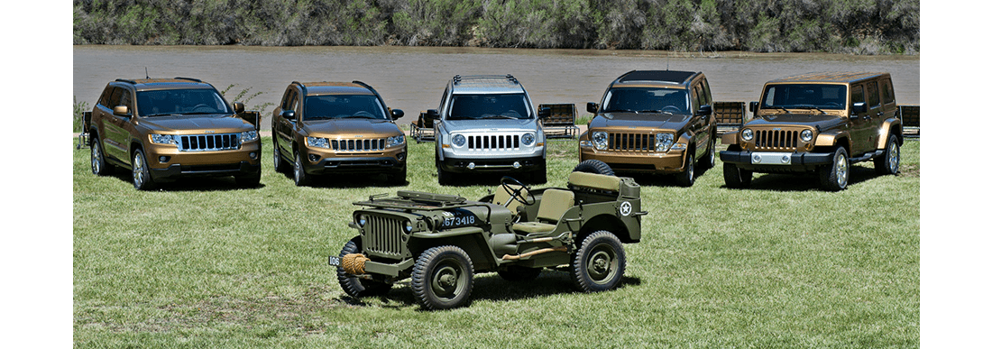 Jeep Salvage Perth