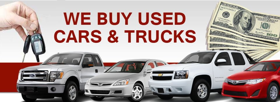 car buyers - used car dealers - cash for cars