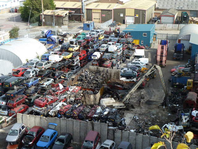 SCRAP CAR REMOVAL PERTH