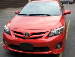 Cash For Toyota Cars Removal